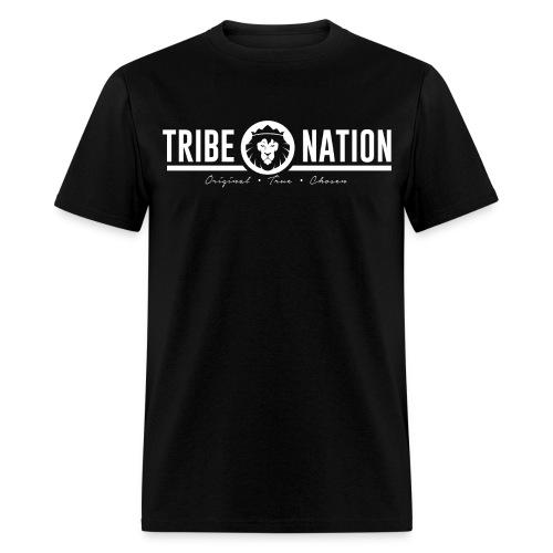 Tribe Nation Logo - Men's T-Shirt