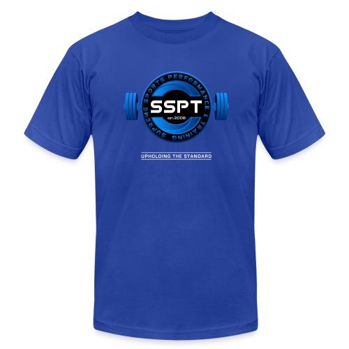 Men's T-shirt Slimmer Fit - American Apparel - Men's Fine Jersey T-Shirt