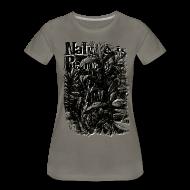 Women's T-Shirts ~ Women's Premium T-Shirt ~ nature is peace