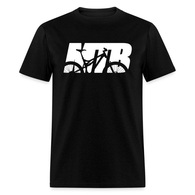 Mountain bike shirt mtb t shirt t shirt spreadshirt for Bike and cycle shoppe shirt