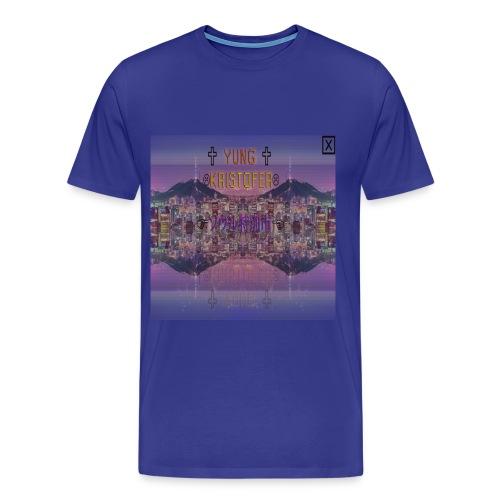 Yung Kristofer Seoul Cover Shirt - Men's Premium T-Shirt
