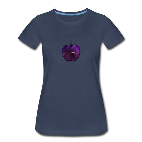 Women's Cosmic Apple - Women's Premium T-Shirt