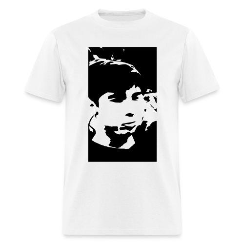 Chris veckt white - Men's T-Shirt