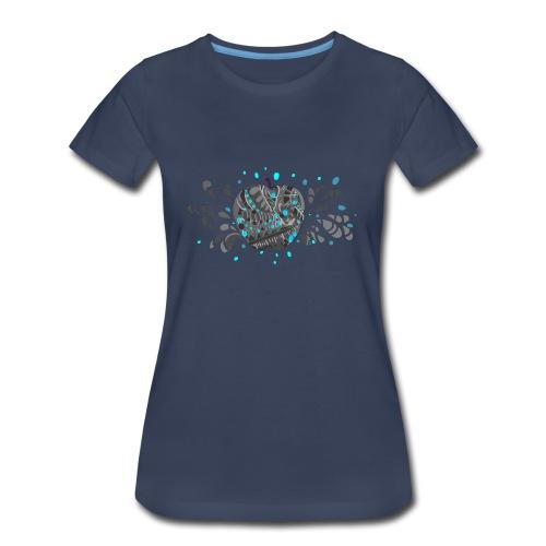Women's Wild Apple - Women's Premium T-Shirt