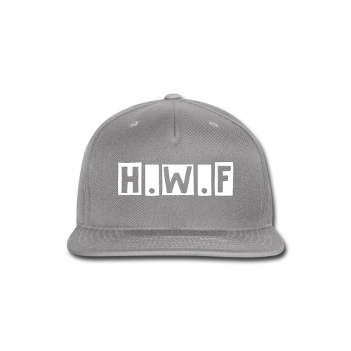 Unisex Authentic Hardcore Wrestling Federation Hat - Snap-back Baseball Cap