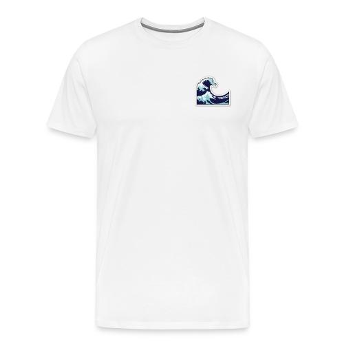 Join The Wave T-shirt - Men's Premium T-Shirt