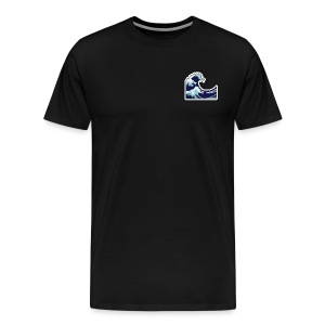 Join The Wave T-shirt - Men's Premium T-Shirt
