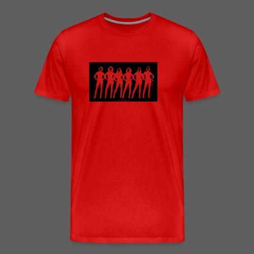 Dark Dolls Black - Men's Premium T-Shirt