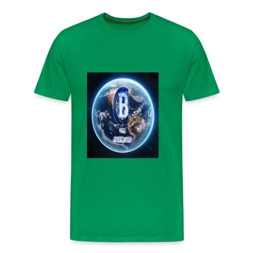 cash online - Men's Premium T-Shirt