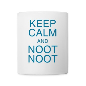 Noot Noot Mug - Coffee/Tea Mug