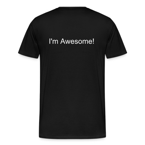 Men - Awesome Shirt - Men's Premium T-Shirt