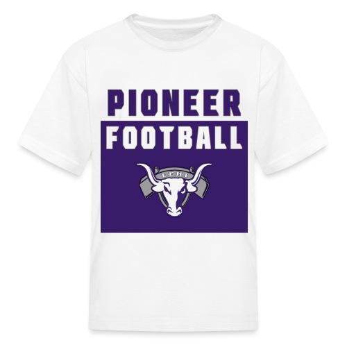 Pioneer Football - Kids' T-Shirt