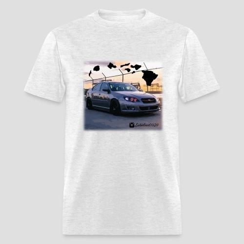 Hawaii Subie - Basic Tshirt - Men's T-Shirt