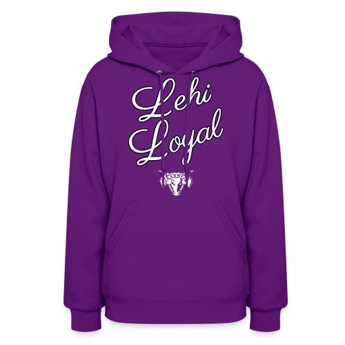 Lehi Loyal Home Game Hoodie - Women's Hoodie