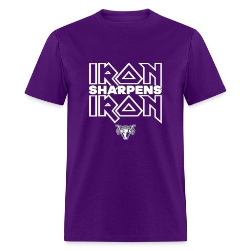 Iron Sharpens Iron - Men's T-Shirt