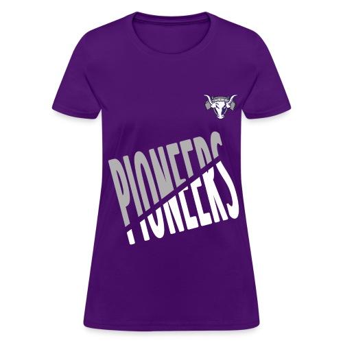 Pioneers Faster Tee - Women's T-Shirt