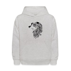 Who Let The Dogs Out - Tribal Puppy Kids' Hoodie from South Seas Tees - Kids' Hoodie