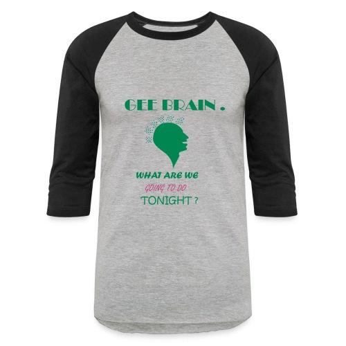 jamil design - Baseball T-Shirt