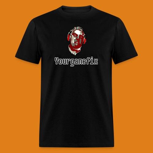 Men's YGF Logo Shirt - Men's T-Shirt