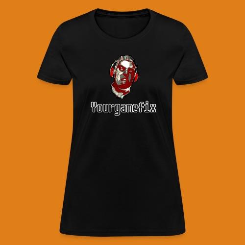 Women's YGF Logo Shirt - Women's T-Shirt
