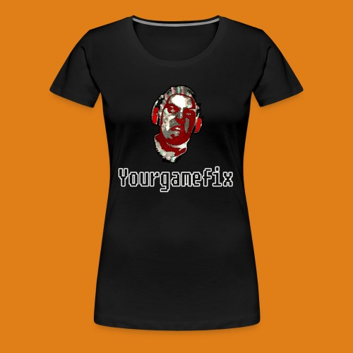 Women's Premium YGF Logo Shirt - Women's Premium T-Shirt