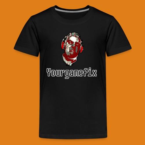 Kid's Premium YGF Logo Shirt - Kids' Premium T-Shirt