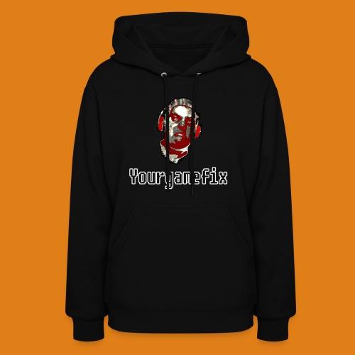 Women's Ygf Logo Hoodie - Women's Hoodie