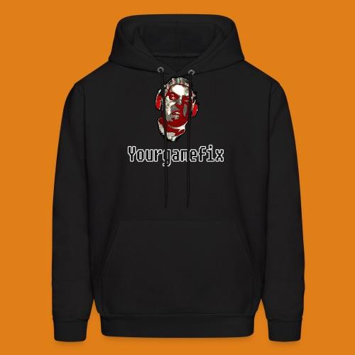 Men's Ygf Logo Hoodie - Men's Hoodie