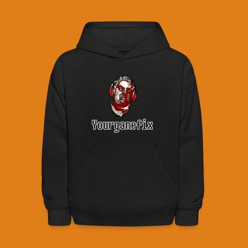 Kid's Ygf Logo Hoodie - Kids' Hoodie