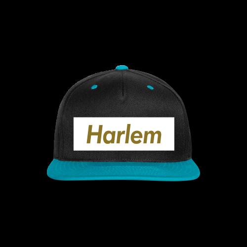 Unisex - Harlem Snapback - Snap-back Baseball Cap