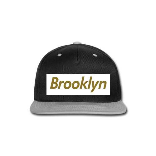 Unisex - Brooklyn Snapback - Snap-back Baseball Cap