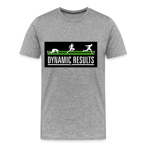 Classic Grey T-Shirt - Men's Premium T-Shirt