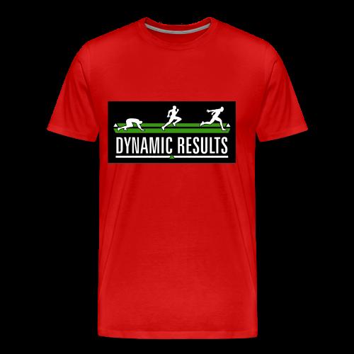 Classic Red T-Shirt  - Men's Premium T-Shirt