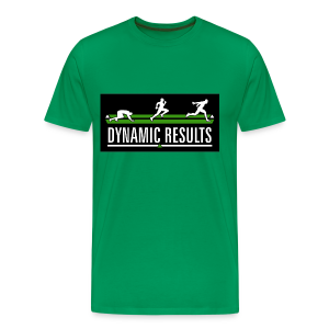 Classic Green T-Shirt - Men's Premium T-Shirt