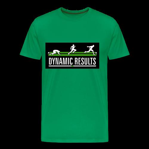 Classic Green T-Shirt - Men's Premium T-Shirt