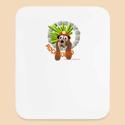 Rockhound Mouse Pad - Mouse pad Vertical