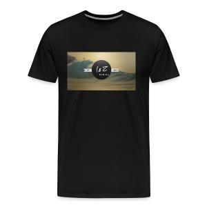 IxZ Gaming T Shirt - Men's Premium T-Shirt