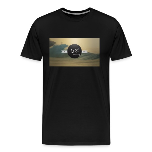 IxZ Gaming T Shirt - Men's Premium T-Shirt