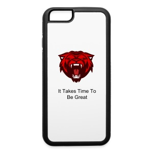 iPhone 6 Case With Lgo - iPhone 6/6s Rubber Case