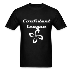 Confident Leage - Men's T-Shirt