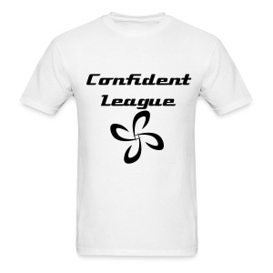 Confident League - Men's T-Shirt