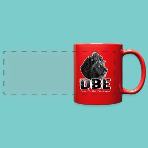 Davis Bros Entertainment Logo Mugs & Drinkware - Full Color Panoramic Mug