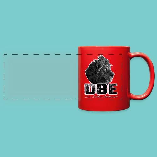 Davis Bros Entertainment Logo Mugs & Drinkware - Full Color Panoramic Mug