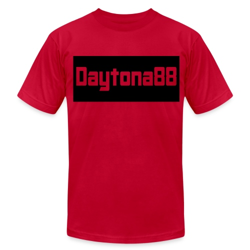 Daytona88 Men T-Shirt - Men's Fine Jersey T-Shirt