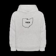 Sweatshirts ~ Kids' Hoodie ~ Yuck Ohio