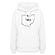 Hoodies ~ Women's Hoodie ~ Yuck Ohio