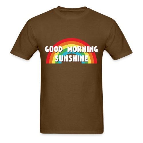 Men's - Good Morning Sunshine - Men's T-Shirt