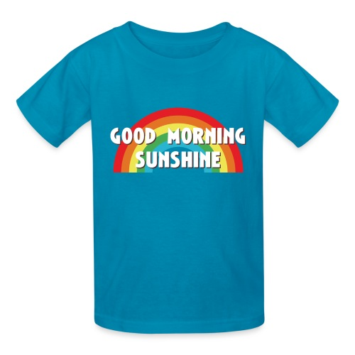 Kid's - Good Morning Sunshine - Kids' T-Shirt