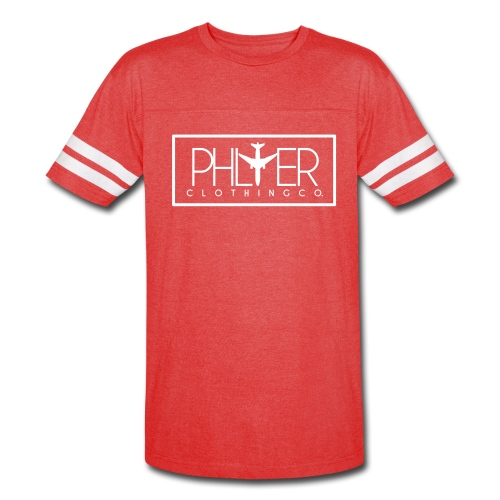 VINTAGE OUTTER BOX RED - Vintage Sport T-Shirt