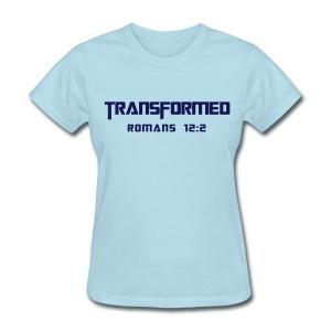 Transformed - Women's T-Shirt